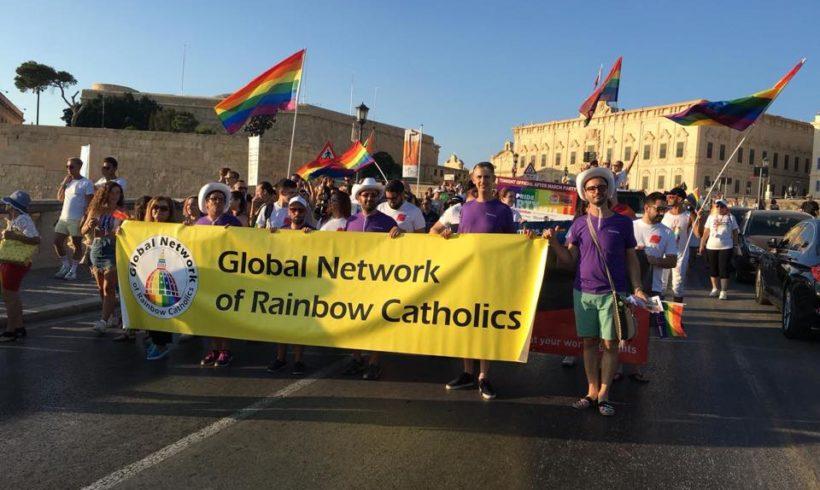"""ЛГБТ-католики — Ватикану: """"Что Бог очистил, того ты не почитай нечистым"""""""